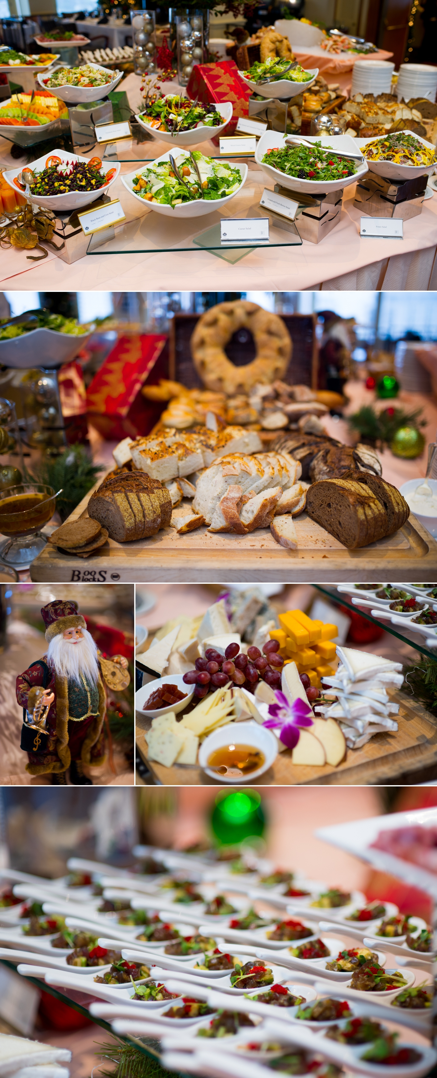 wedding planners brunch at the intercontinental mark