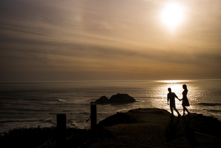 Leica Wedding and Engagement Photography in San Francisco
